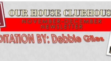 Our House News November-December