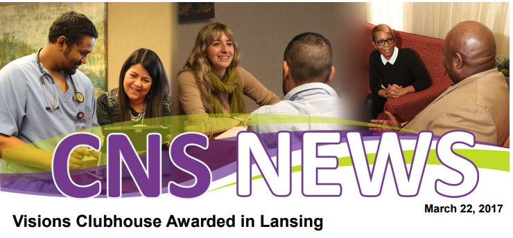 Visions Clubhouse Awarded in Lansing