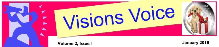 Visions Voice January 2018